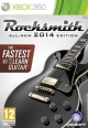Rocksmith 2014 Edition (includes Real Tone Cable) (Xbox 360 Games)
