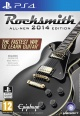 Rocksmith 2014 Edition (includes Real Tone Cable) (PlayStation 4 Games)