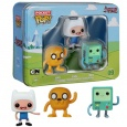 Pocket Pop! Adventure Time 3-Pack Tin (Jake / Finn / BMO) (Movies, Music and TV)