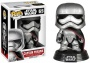 Pop! Star Wars: The Force Awakens - Captain Phasma Vinyl Figure (Movies, Music and TV)