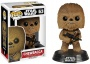 Pop! Star Wars: The Force Awakens - Chewbacca Vinyl Figure (Movies, Music and TV)