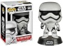 Pop! Star Wars: The Force Awakens - First Order Stormtrooper Vinyl Figure (Movies, Music and TV)