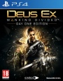 Deus Ex: Mankind Divided Day One Edition (PlayStation 4 Games)
