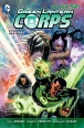 Green Lantern Corps Vol. 05: Uprising [The New 52!] (TP) (Trade Paperbacks Second Hand)