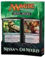 Magic The Gathering: Duel Decks - Nissa vs. Ob Nixilis (Collectable Card Games)