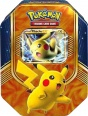 Pokemon: Fall Tin 2016 - Pikachu EX (Collectable Card Games)
