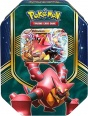 Pokemon: Fall Tin 2016 - Volcanion EX (Collectable Card Games)