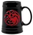 Game of Thrones Stein: House Targaryen (Mugs and Cups)