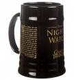 Game of Thrones Stein: The Night Watch (Mugs and Cups)