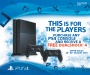 PlayStation 4 Console 500GB (Black) and DualShock 4 Bundle (PlayStation 4 Hardware)